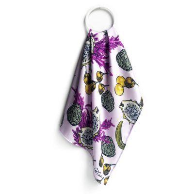 La Figueretti pañuelo en seda satinada