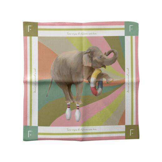 Pañoleta Elefante