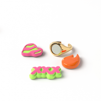 Mix and match ring